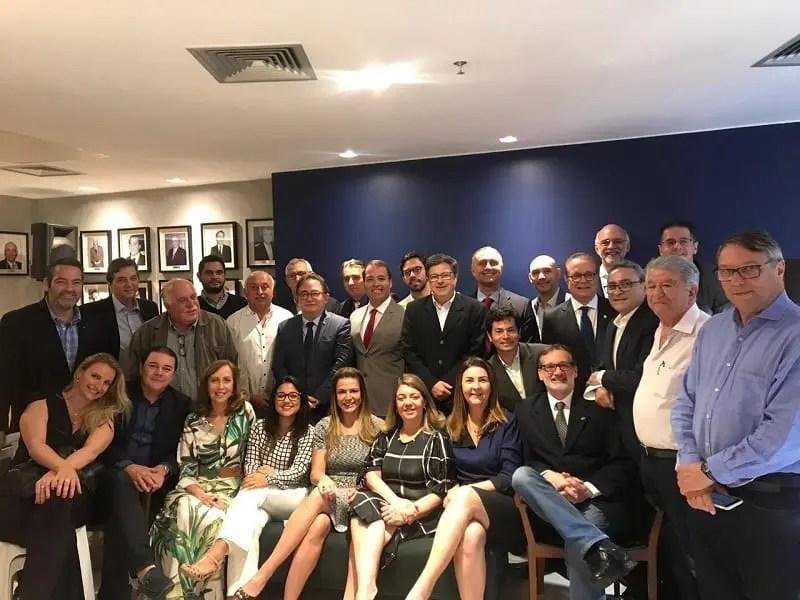 Manoel Linhares vence eleição e assume por mais dois anos a presidência daABIH Nacional