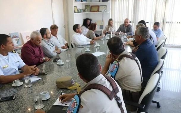 Setur faz reunião com profissionais envolvidos na regata Jacques Vabre