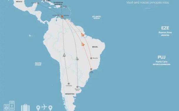 Fly Caribbean Direct chega ao Brasil em 2020, com voos para o Caribe