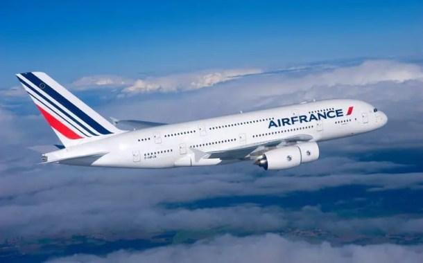Air France compensará 100% das emissões CO2 dos voos domésticos a partir 1° de janeiro de 2020