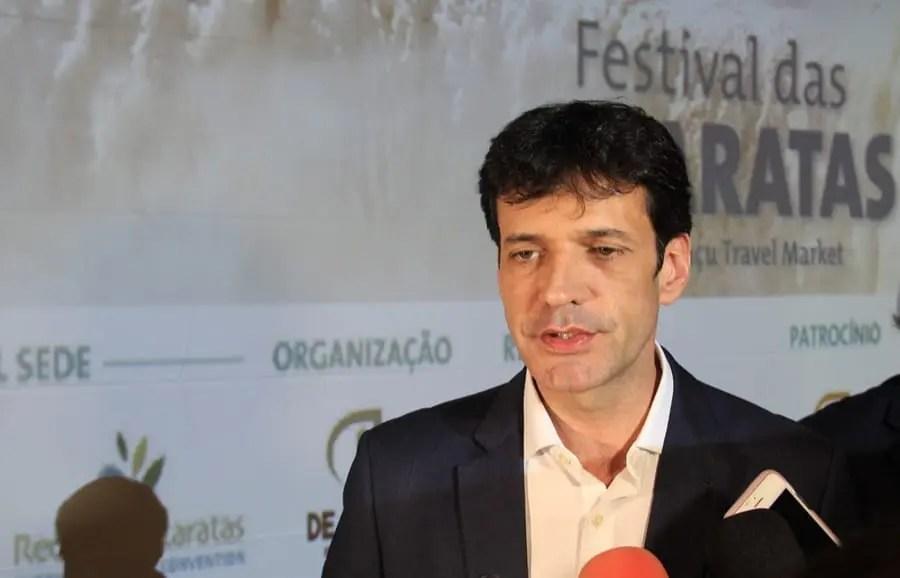 PF indicia Ministro do Turismo Marcelo Álvaro Antônio por candidaturas laranjas