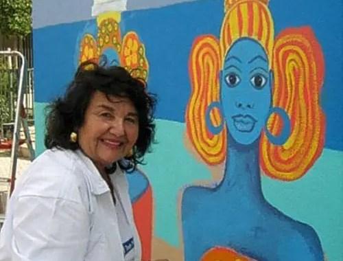 Nena Sanchez ainda está no coração de Curaçao