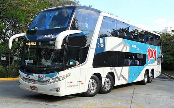 Linha entre Maricá e São Paulo é inaugurada pela Auto Viação 1001