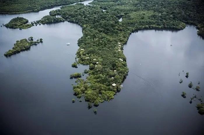 Amazônia entre 10 melhores regiões do mundo para se visitar em 2020