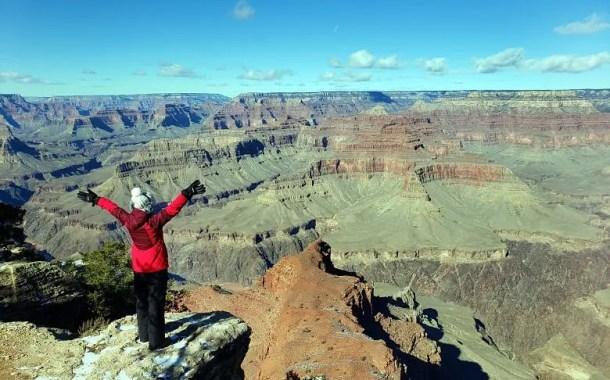 Grand Canyon, uma escultura do tempo e das águas