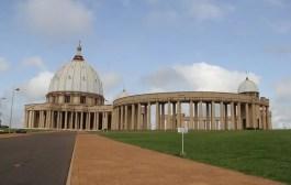 Construção da Basílica Nossa Senhora da Paz, na Costa do Marfim, simboliza tempos de paz no país africano