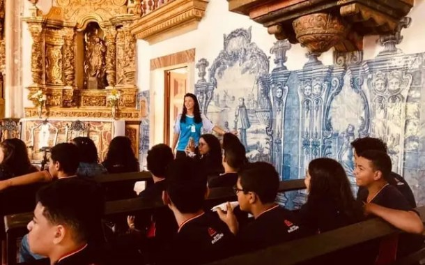 Viagem do conhecimento com os roteiros pedagógicos de Pernambuco