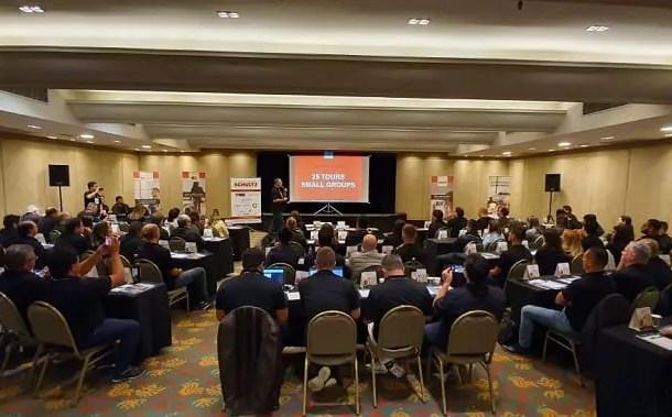 Schultz reúne profissionais do trade no 3º Encontro Comercial, em Curitiba (PR)