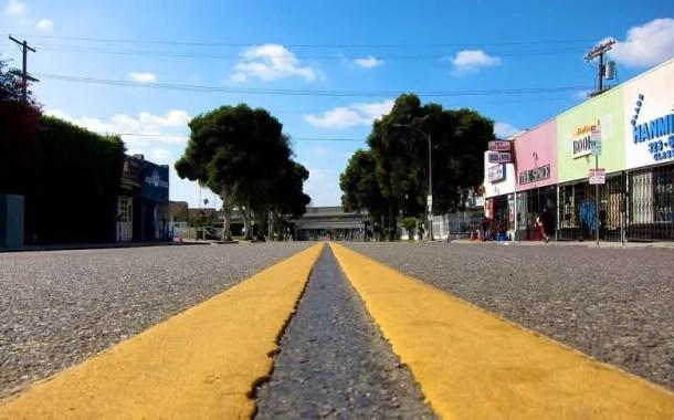 Los Angeles usará plástico reciclável no asfalto de suas ruas