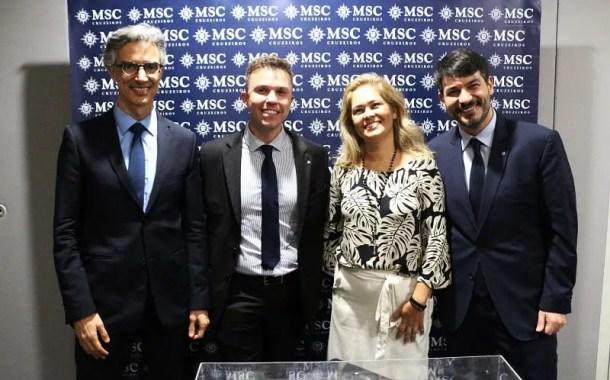 MSC Cruzeiros realiza Workshop no Rio de Janeiro e mostra roteiros e navios