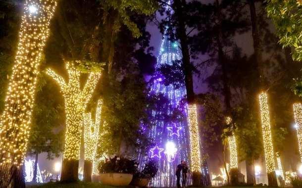Petrópolis se torna cenário natalino com Natal Imperial