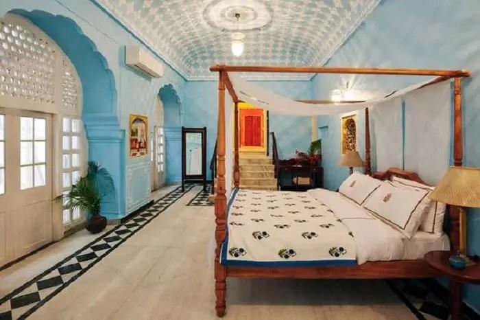 Palácio da Cidade de Jaipur permite hospedagem de marajá