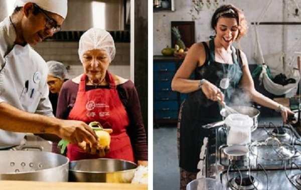 Airbnb lança Culinária, experiência que une gastronomia familiar e cultura