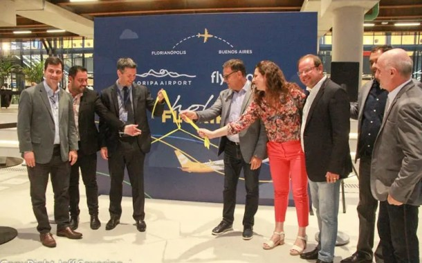 Flybondi inaugura nova rota entre Buenos Aires e Florianópolis