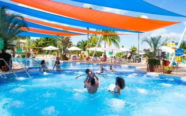 Privé WAM Hotéis e Resorts é opção para todas as idades em Caldas Novas