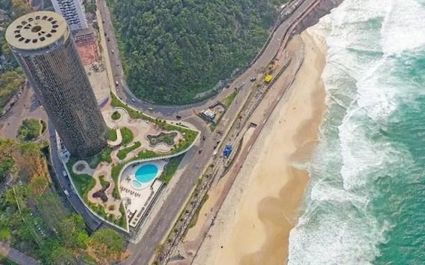 Hotel Nacional, no Rio de Janeiro, terá retorno da tradicional cascata de fogos dos anos 90