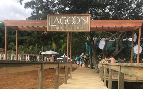 Wet'n Wild apresenta Lagoon Beach Club nova área VIP do parque