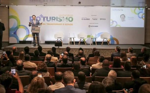 Seminário Rio + Turismo reúne 200 pessoas para discutir avanços do Turismo