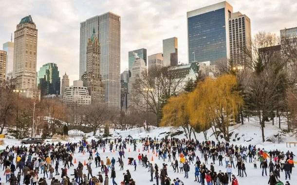 Nova York convida visitantes a conhecer as maravilhas da cidade no inverno
