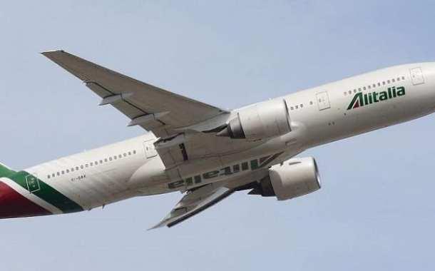 Alitalia fecha o mês de novembro com crescimento de receita