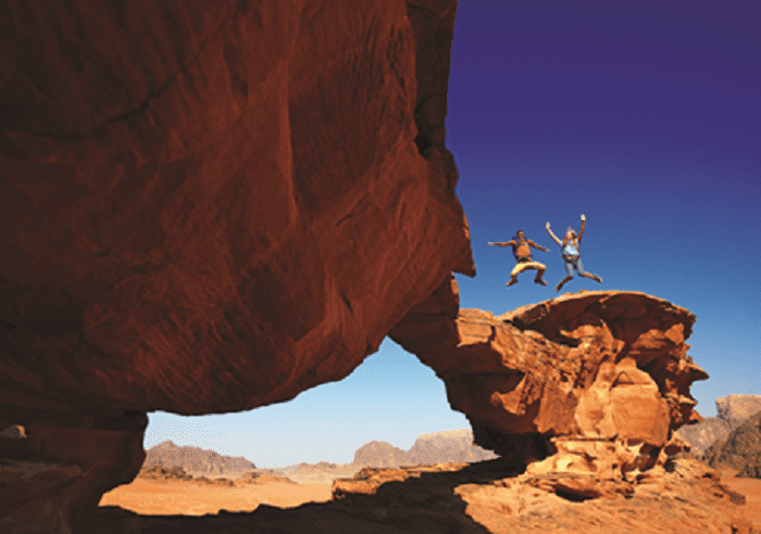 Número de turistas brasileiros na Jordânia cresce 124% em novembro