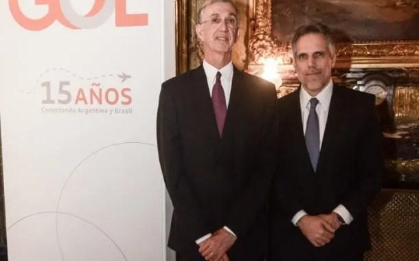 GOL comemora 15 anos de operações na Argentina