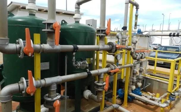 Aeroporto de Goiânia realizou uso racional da água em 2019