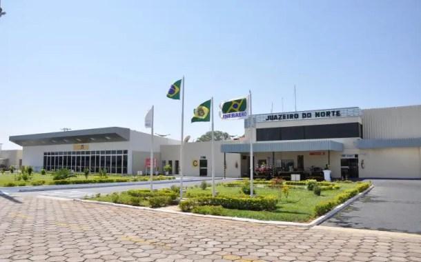 Infraero transfere gestão do Aeroporto de Juazeiro do Norte