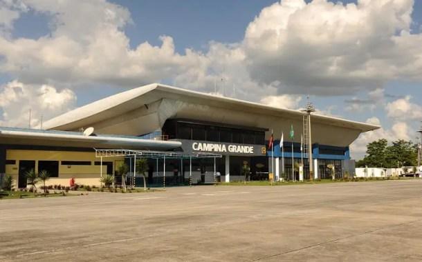 Infraero transfere gestão do Aeroporto de Campina Grande