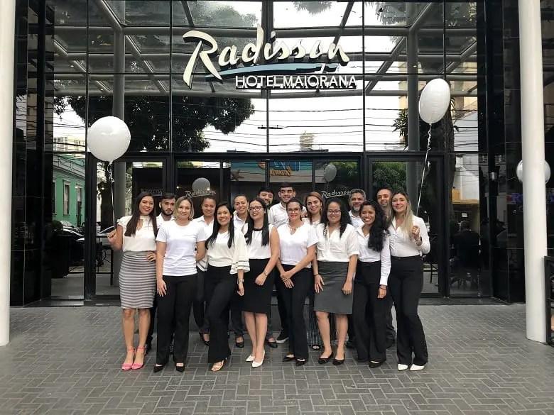 Radisson Hotel Belém participa da campanha Janeiro Branco
