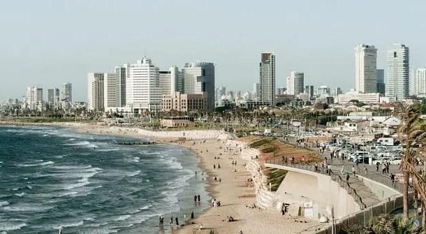 Procura por viagens para Tel Aviv cresce mais de 900% no Brasil no último ano