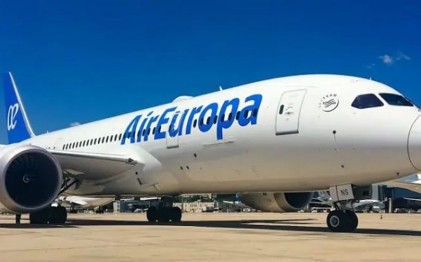 Air Europa estreia 2020 com campanha 'Time To Fly'