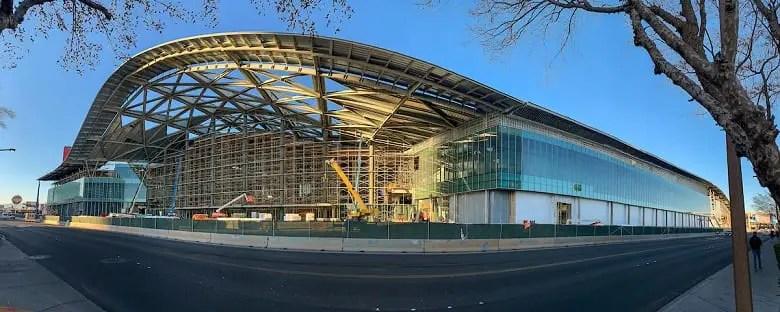 Transporte subterrâneo do Las Vegas Convention Center está 50% concluído