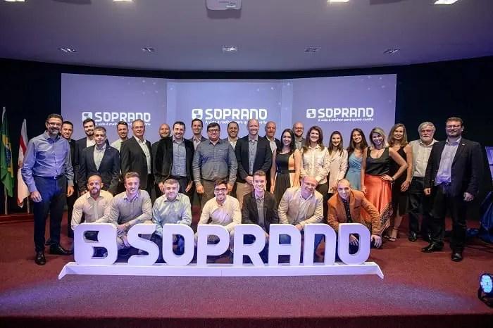 Inaugurado em Florianópolis o Núcleo de Inovação da Soprano