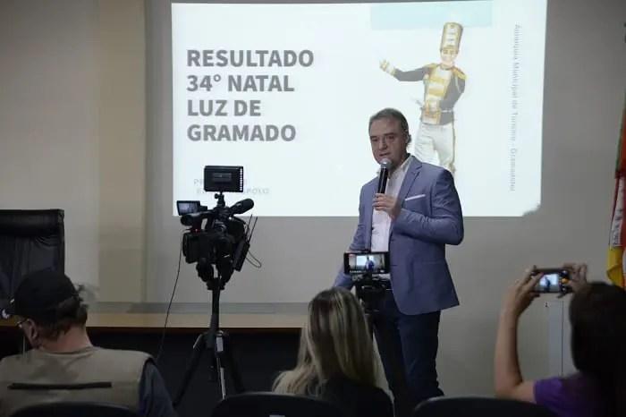 34° Natal Luz de Gramado encerra com resultados positivos de R$ 7,4 milhões