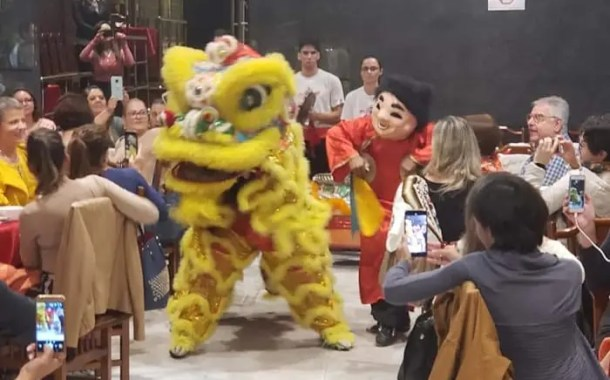 Ásia Total celebra Ano Novo Chinês em São Paulo