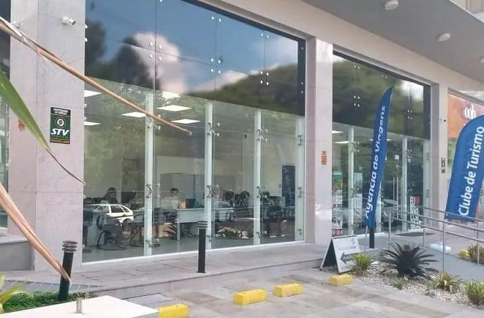 Soluções em Turismo: Bancorbrás inaugura nova loja em Porto Alegre