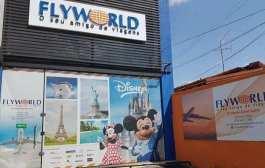 Flyworld Viagens inaugura primeira unidade em Curitiba