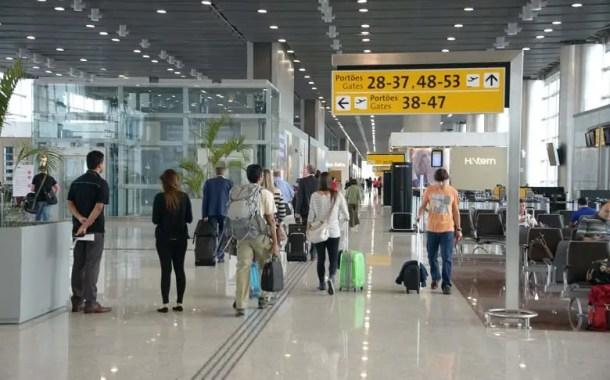 Aeroportos do interior paulista têm alta de 7,01% na movimentação de passageiros em 2019