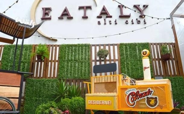 Cervejarias Colorado e Wäls levam Beer Garden para o Eataly