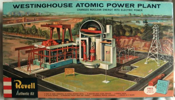 A usina nuclear da Revell  Dirio do Vale