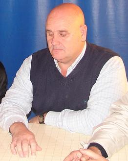 Eduardo Barucco, presidente de la L.N.F.