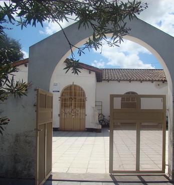 Edificio de la Escuela Nº 24.