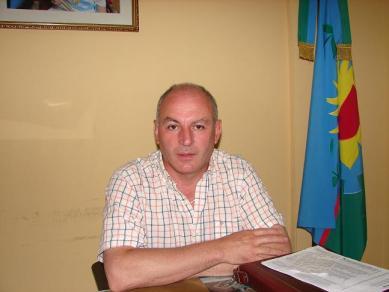 Horacio Delgado.