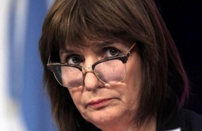 Patricia Bullrich diario el federal 1