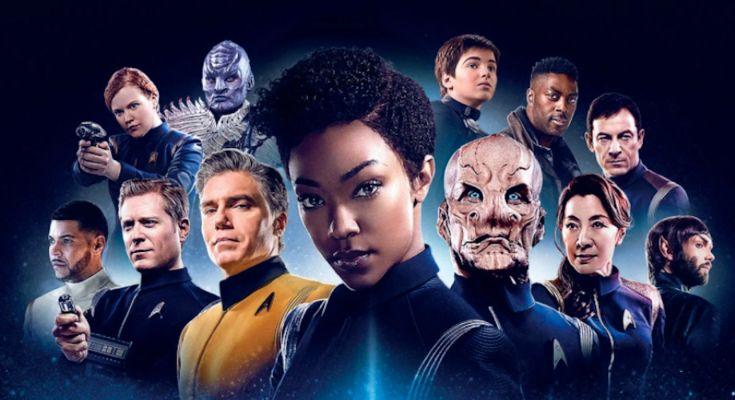 Las primeras tres temporadas de Discovery obtienen una caja de Blu-ray repleta de contenido especial