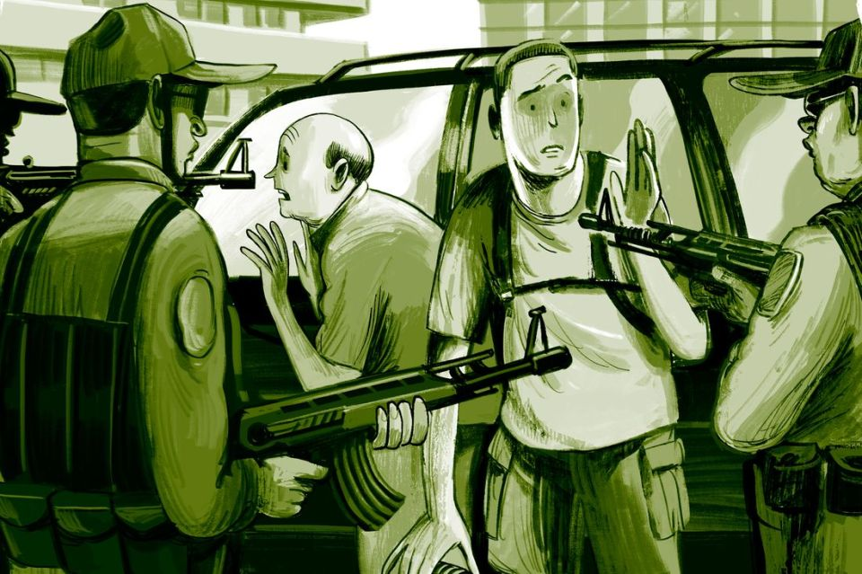 Staring Down Guns Withdrawal and Debt