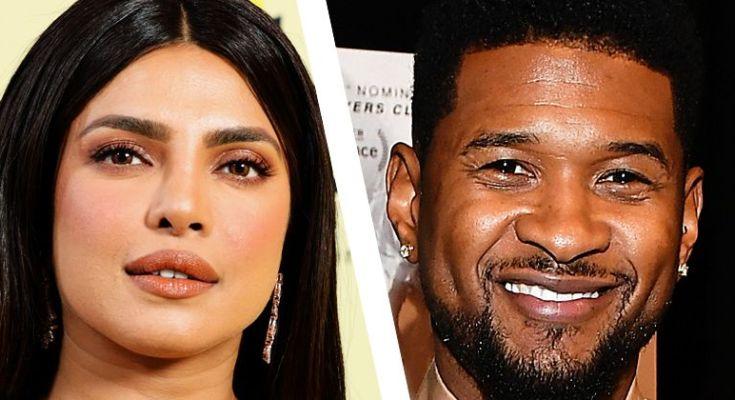 Usher, Priyanka Chopra Jonas será la anfitriona