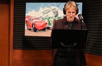 SNL parodia Cars 4 en un nuevo boceto con Owen Wilson