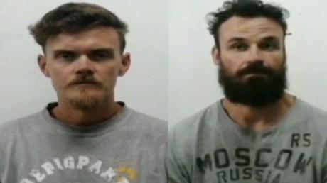 Condenan a 20 años de prisión a dos militares de EEUU que ...